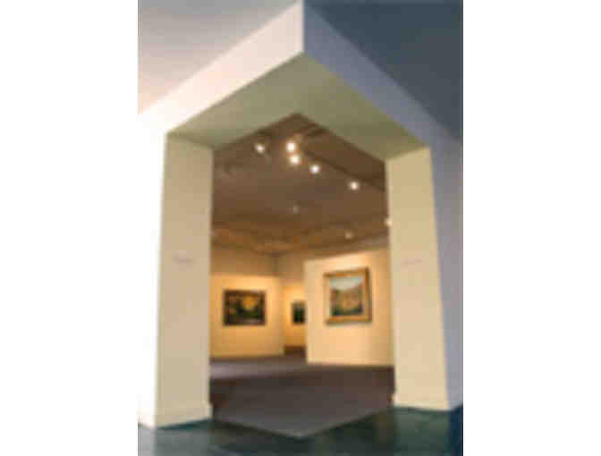 4 Guest Passes to the Fitchburg Art Museum
