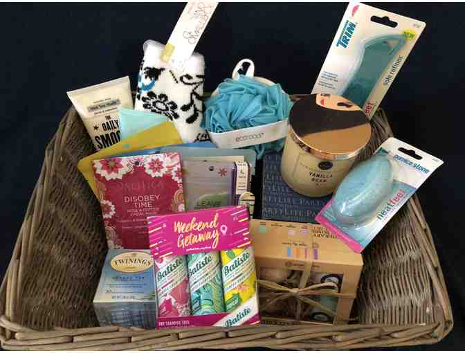 Mrs. O'Brien (2) Pamper Basket