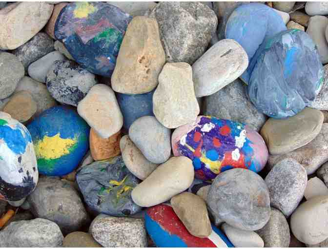 NEW THIS YEAR: Kindness Rock Painting Activity (B)