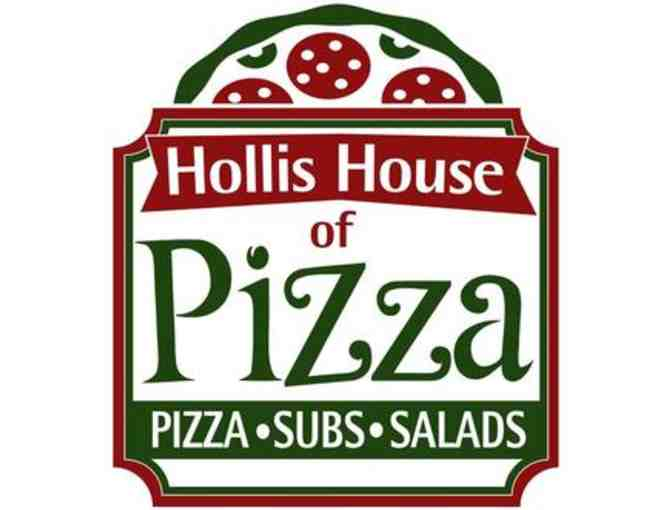 Hollis House of Pizza - $25 Gift Certificate (A)
