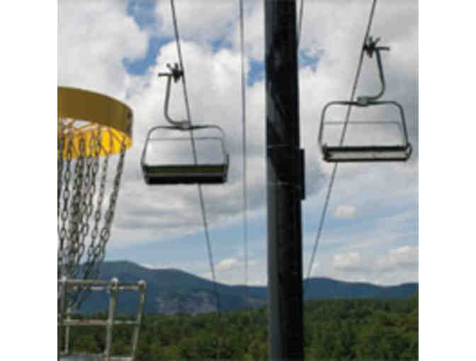 Cranmore Mountain  Resort-- (4) Family Pack Mountain Adventure Park/Tubing Combo Tickets
