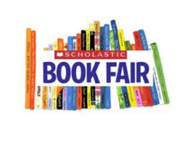 $50 Gift Certificate to HUES Book Fair!
