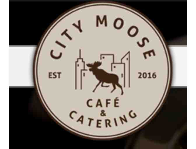 Mother's Day Brunch for 2 at City Moose Cafe