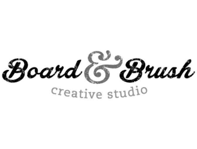 $65 Gift Card To Board & Brush