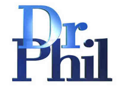 Dr. Phil Taping & Swag Bag