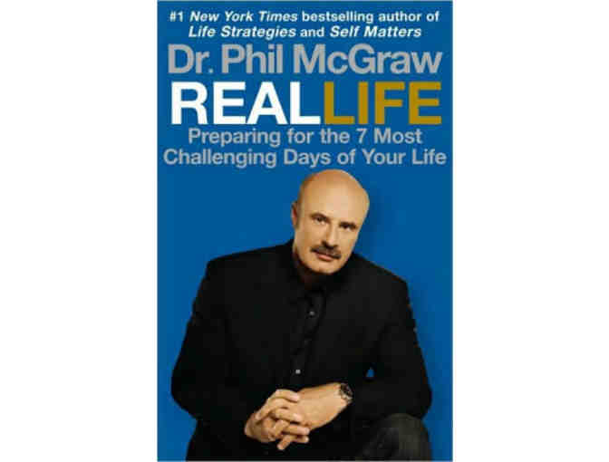 Dr. Phil Taping & Swag Bag - Photo 2