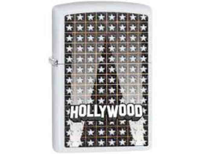 Hollywood Zippo Lighter
