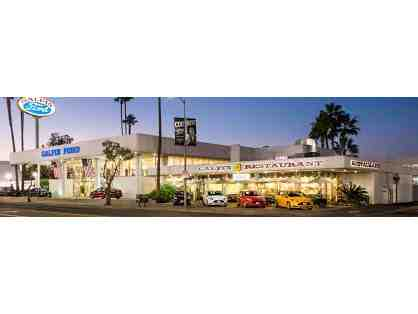 Mustang Rental & Dinner for 2 @ Galpin Motors