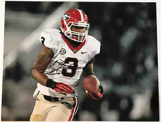 Todd Gurley Autographed Photo