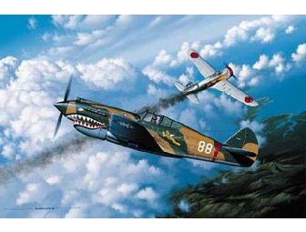 Aviation Art of WWII Aircraft