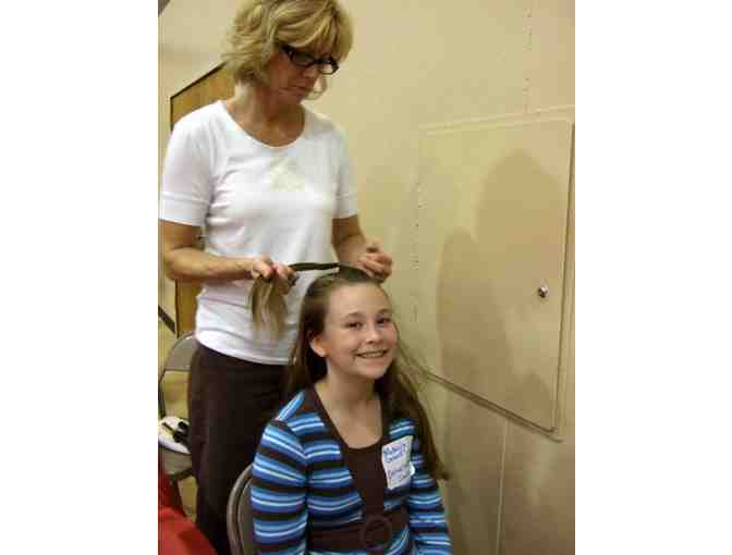 Hair Service by Jan Sweeney at Salon Avalon