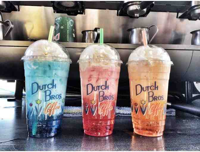 Dutch Bros 'Sweetheart Package' - Coffee for 2 Every Week for a Year!