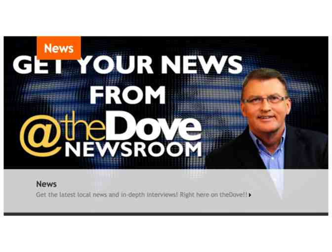 theDove TV - $1,000 of TV & Digital Advertising