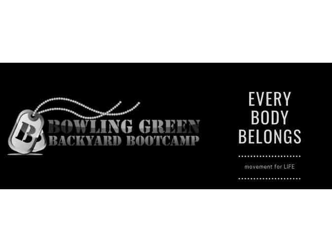 BG Backyard Bootcamp Six Week Session