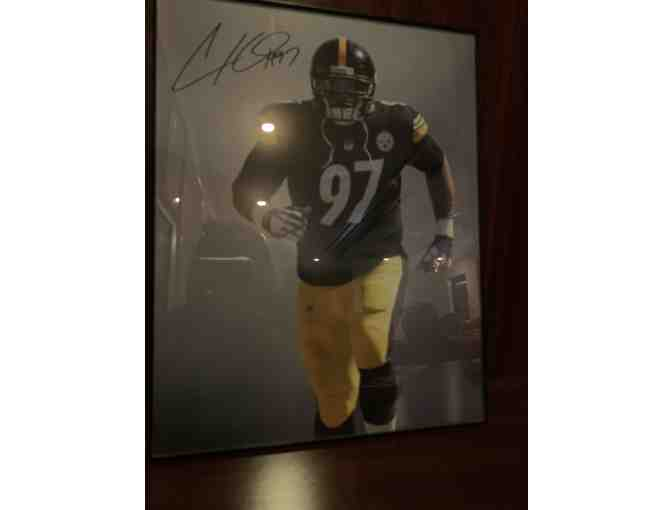 Pittsburgh Steelers Autographed Print