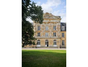 Magical Week for group of fifteen, at Historic Chateau Courtomer in Normandy France