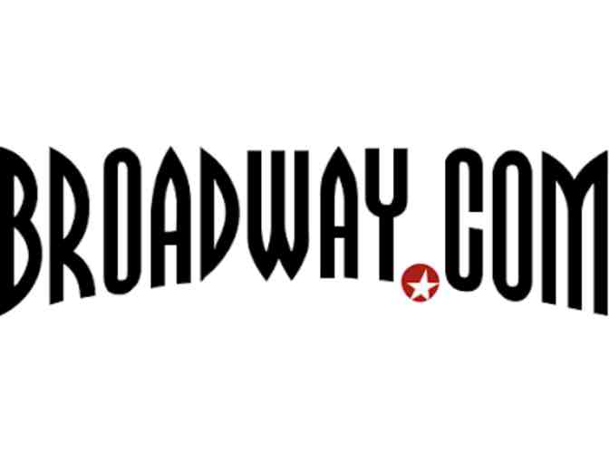 Broadway.com $500 Gift Card and Swag Bag - Photo 1