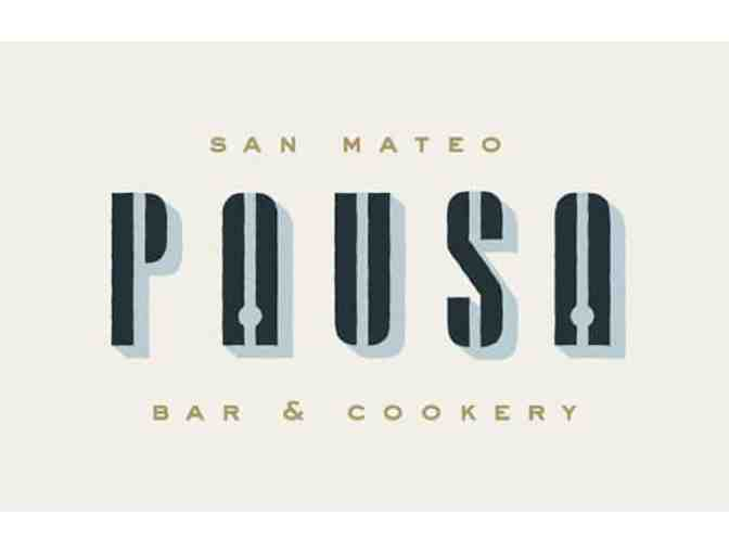 Cooking and Beverage Demonstration at Pausa Bar & Cookery