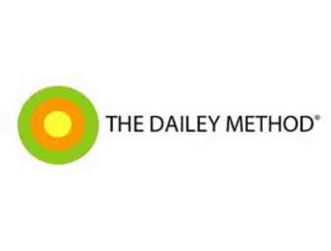 The Dailey Method and Champagne Brunch