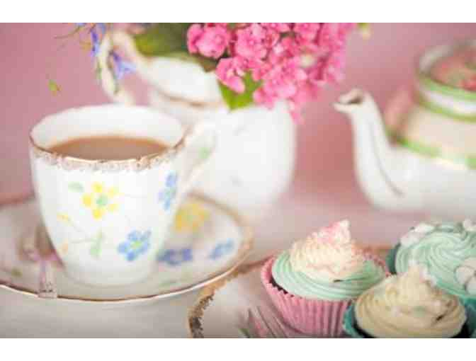 High Tea and Manners for South K-2