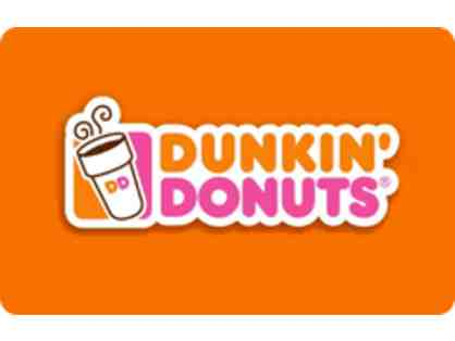 $25 Dunkins Gift Card