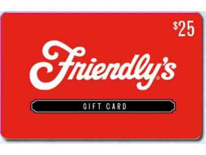 $25 Friendly's Gift card