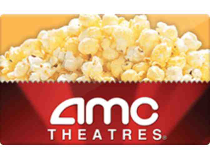 $25 AMC Theaters Gift Card - Photo 1