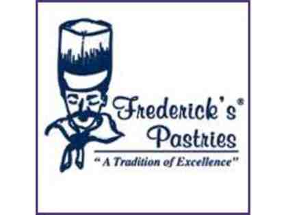 $50 Frederick's Pastries Gift Card