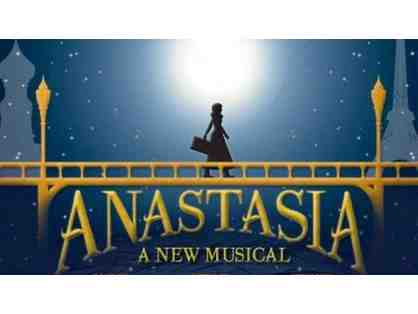 2 Tickets to Broadway's ANASTASIA plus a Backstage Tour!