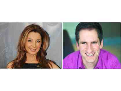 Lunch or Dinner at ROBERT with 2 Time Tony Award Winner - Donna Murphy and Seth Rudetsky