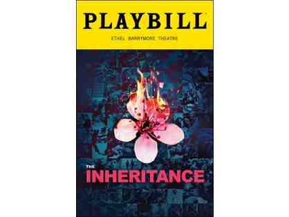 2 VIP Tickets for Part 1 and Part 2 of THE INHERITANCE