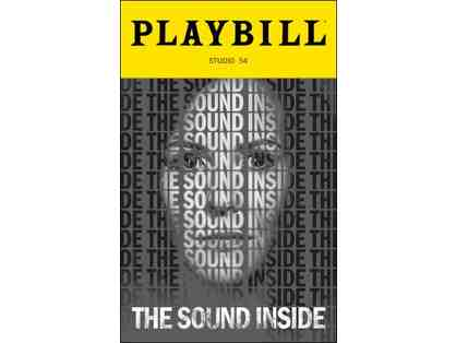 2 VIP Tickets to THE SOUND INSIDE with Tony and Emmy Award Winner - Mary-Louise Parker