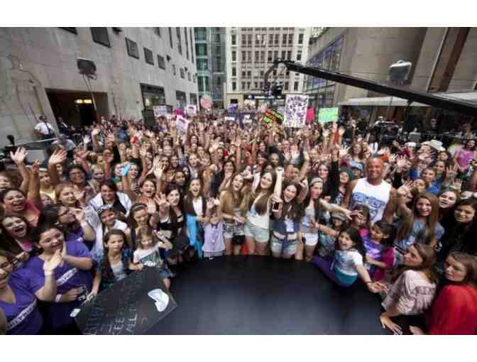 Today Show Summer Concert Series - 2 VIP Passes