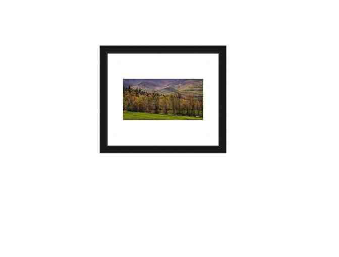 Catskill Woodland Glow fine art print and Historic Hudson Valley: A Photographic Tour Book