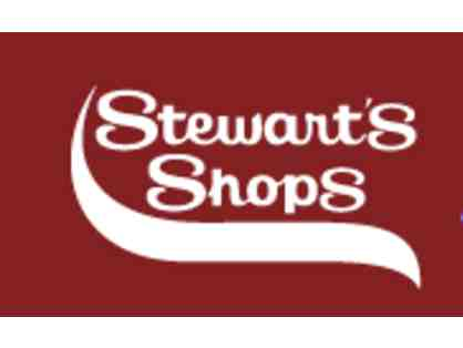 $25 Gift Card to Stewart's Shops