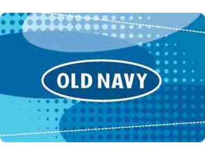 Old Navy - $25 Gift Card