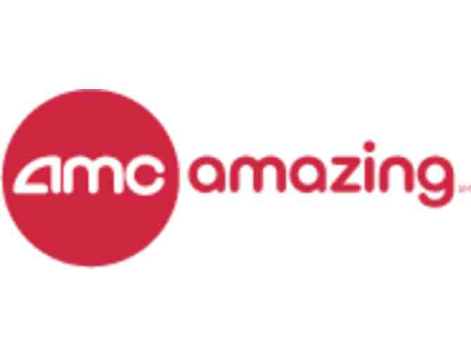 4 AMC Gold E-Tickets