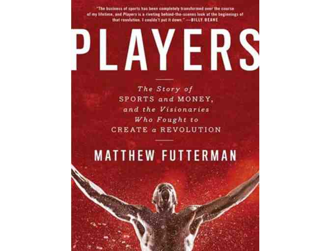 Book Club For 5 With Sports Writer (and Hunter Parent)  Matthew Futterman