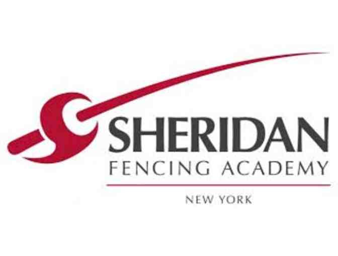 1 Month of Unlimited Classes at Sheridan Fencing Academy