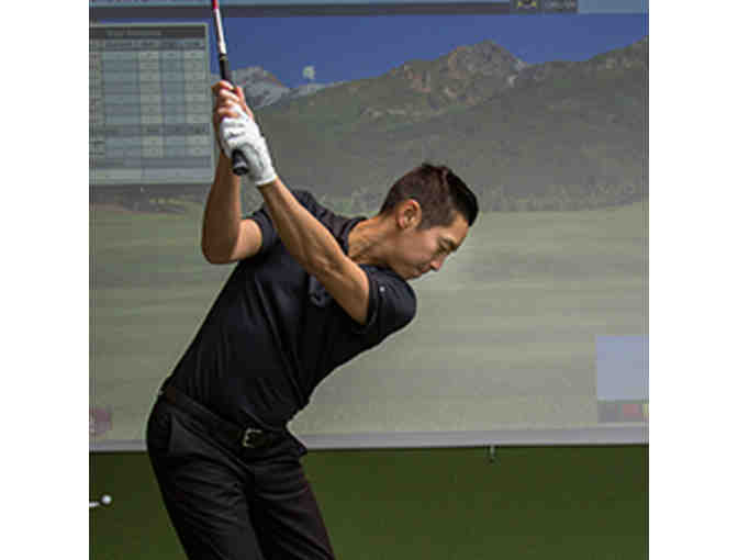 1 Hour Private Lesson with PGA Pro Brian Hwang