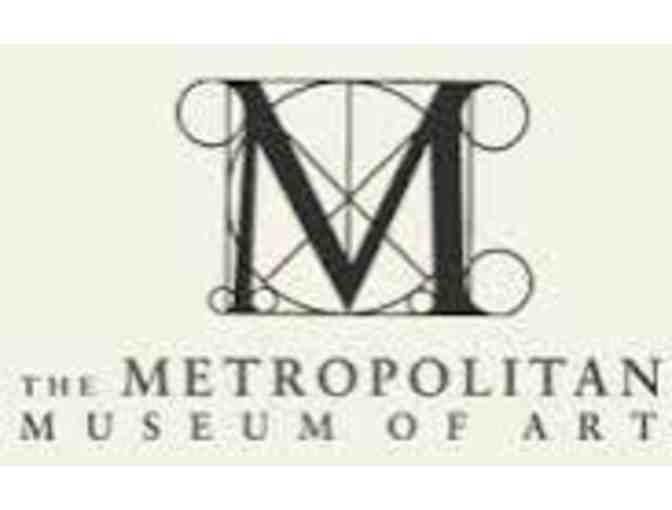 $50 Metropolitan Museum of Art Gift Card