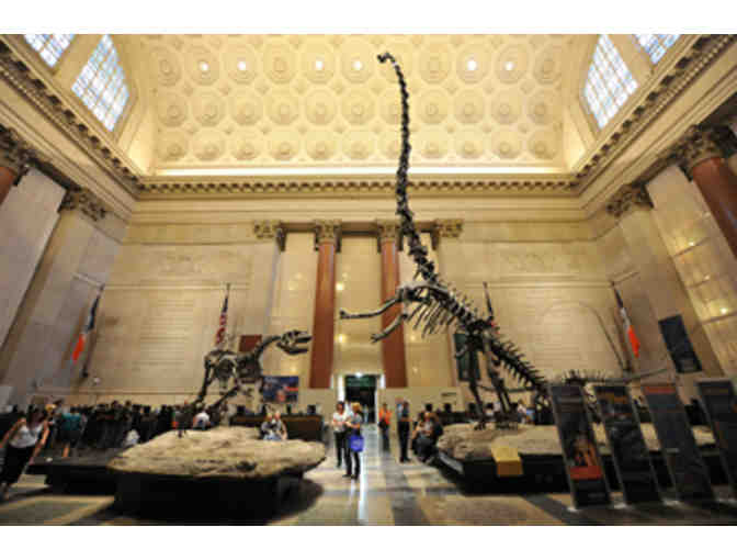 Family Membership To American Museum Of Natural History