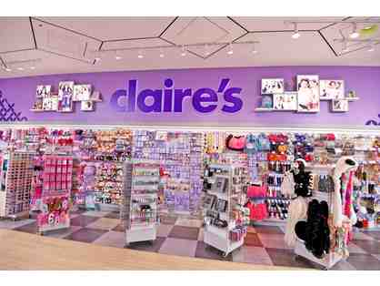 $25 Gift Card To Claire's