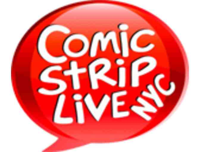 Comic Strip Live Admission For Two