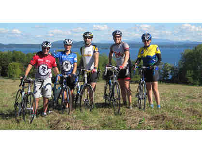 $500 towards a bike tour with POMG Bike Tours of Vermont