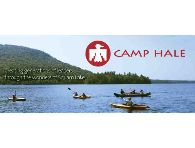 All-inclusive Family Camp Weekend for Four (4) at Camp Hale!