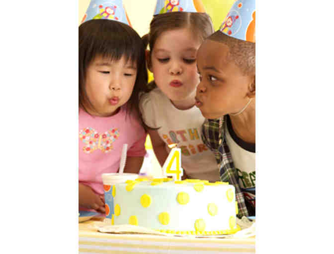 A Birthday Party for Your Little One!