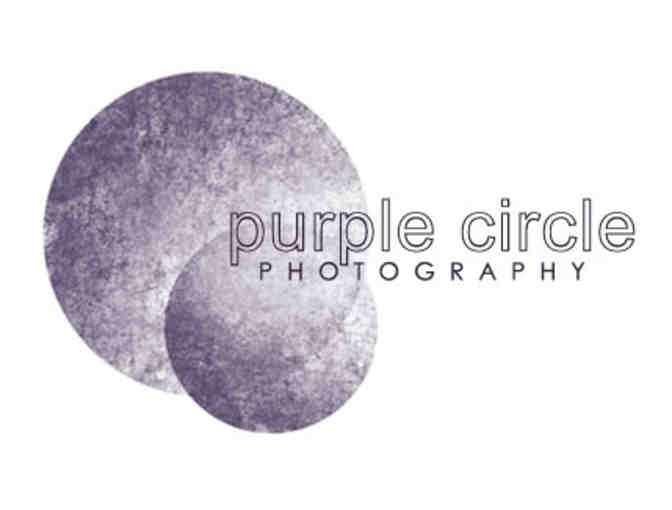 Purple Circle Photography