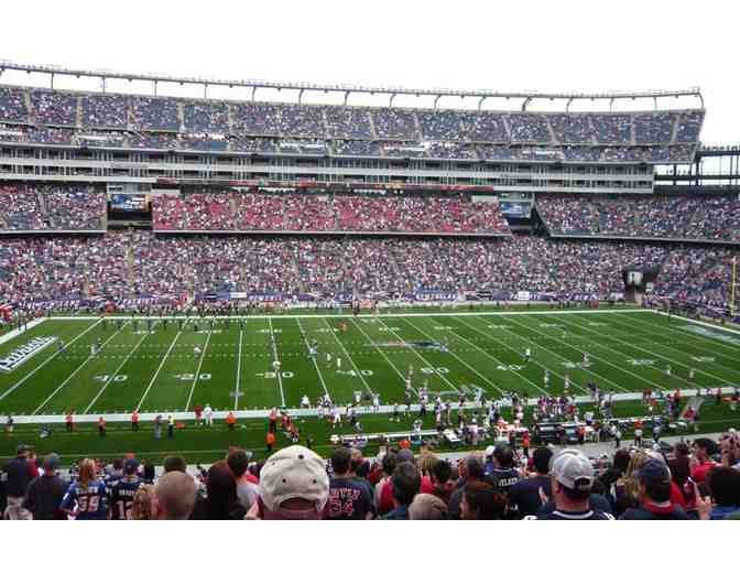 2 Putnam Club tickets to Patriots-Chiefs plus 1 VIP (no traffic!) parking pass | Dec 8th