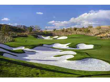 Golf at Summit Club (Vegas), a 7 course dinner and a show for up to 4 people!